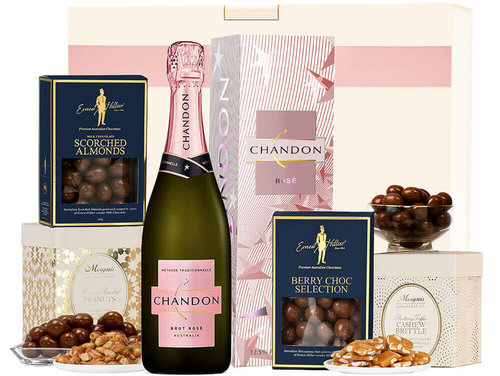 Chandon Sparkling Rosé Hamper