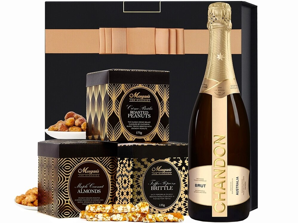 Chandon with Australian Chocolates & Nuts
