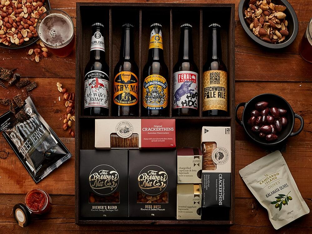 MicroBreweries of Australia Hamper