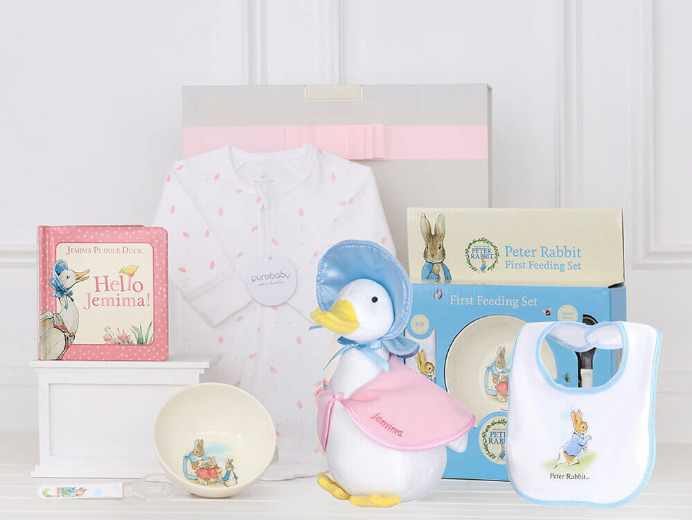 Jemima Puddle-Duck Hamper