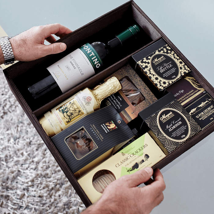 PONTING WINES 'CLOSE OF PLAY' HAMPER