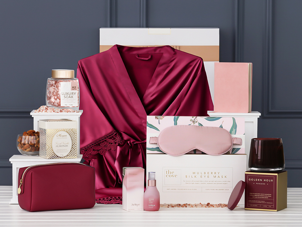 Jurlique Rosewater & Mulberry Silk Hamper