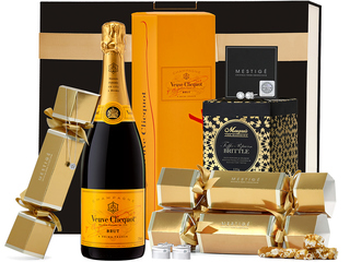 Veuve Cliquot Hamper with Crystals from Swarovski