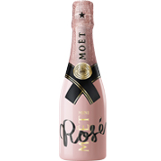 Limited Edition Mini Moët Rosé Imperial 200ml