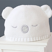 Sheridan Kuddleigh Beanie White