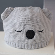 Sheridan Kuddleigh Beanie Grey