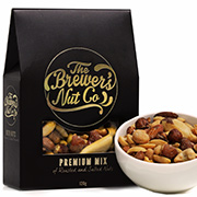 Brewer's Nut Co. Premium Nut Mix 120g