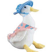 Jemima Puddle-Duck Large Plush Toy