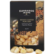 Kangaroo Island Produce Co. Honey Popcorn 80g