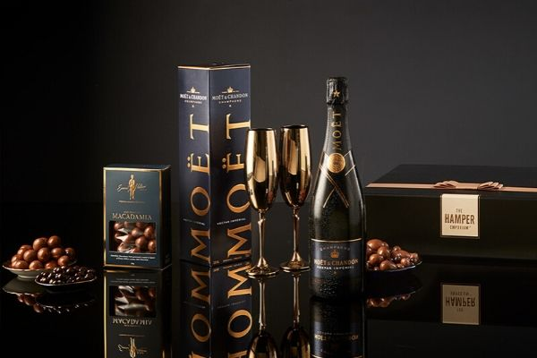 How To Say Thank You With A Luxury Gift Hamper