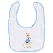 Peter Rabbit Bunny Bib