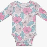 Marquise 100% Cotton Daisy Growsuit