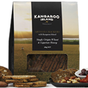 Kangaroo Island Produce Co Artisan Crackers 100g