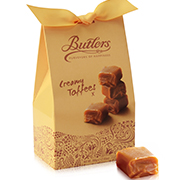 Butlers Creamy Toffees 200g