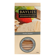 Baylies Epicurean Delights Plain Lavash 150g