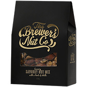 Brewer's Nut Co. Savoury Nut Mix 120g