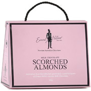 Ernest Hillier Pink Handbag Scorched Almonds 200gm