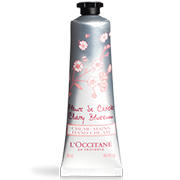 L'Occitane Cherry Blossom Hand Cream 30ml