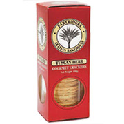 Partridges Artisan Bakehouse Tuscan Crackers 100g